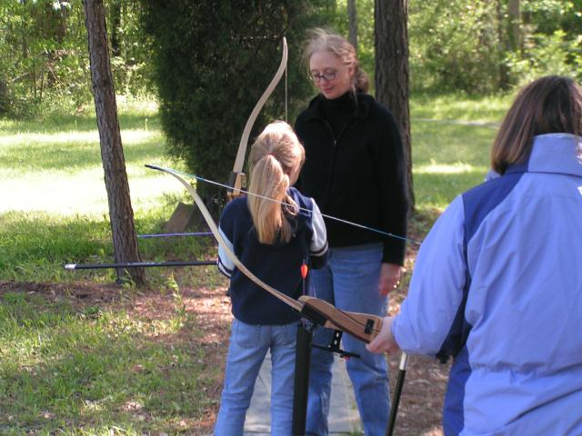Beginner Archery Lessons